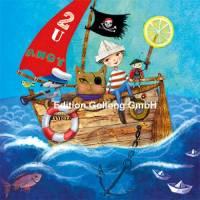 Carte Mila Marquis Les Pirates sur leur bateau