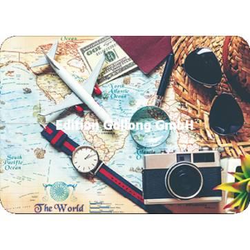 Carte Bon Voyage et plein d'aventures