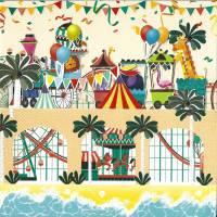 Carte 3 D Pop Up Le Parc d'Attractions