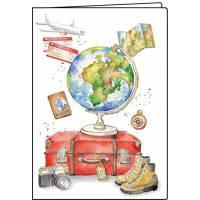 Carnet Voyage 10,5 x 15 cm 40 pages