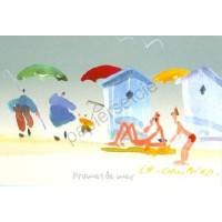 Carte Charles Cambier Brumes de mer