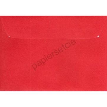 Enveloppe rectangulaire rouge