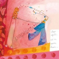 Carte Anne Sophie Rutsaert Chaque enfant...c'est un nouveau chemin...