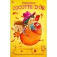Poster Affiche Amandine Piu  Chocolat Cocotte d'or