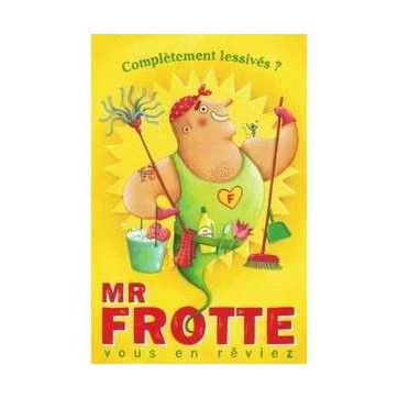 Carte Amandine Piu Mr Frotte