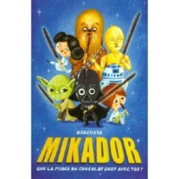 Poster Affiche Amandine Piu Mikador