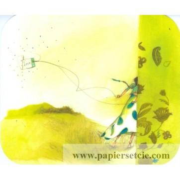 """Carte format """"Ecran"""" Anne-Sophie Rutsaert Love"""