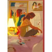 "Carte Pascal Campion ""Me and Mumy"""