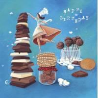 Carte Marie Cardouat Le Chocolat
