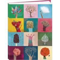 """Cahier Izou """"12 arbres"""""""
