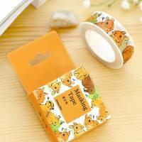 Masking Tape Washi Tape Lapins