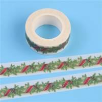Masking Tape Washi Tape Guirlande de Noël