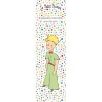 """Marque-Pages Petit Prince Marque-Pages Petit Prince """"L'essentiel est invisble pour les yeux"""" Etoiles multicolores"""