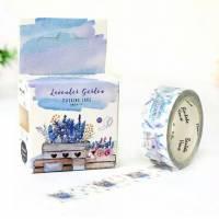 Masking Tape Washi Tape Jardin de Lavandes