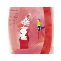 """Carte Anne-Sophie Rutsaert """"Collectionner les années..."""""""