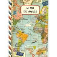 Petit Carnet Mémo de voyage Gwenaëlle Trolez