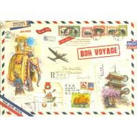 Carnet de Voyage Gwenaëlle Trolez Bon Voyage
