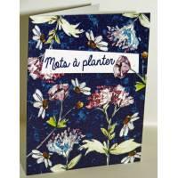 """Carte à planter Hannah Marchant """"Mots à planter"""", graines Fleurs des champs"""
