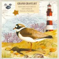 Carte d'art Gwenaëlle Trolez Grand Gravelot