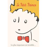 Carte Citation Le Petit Prince Portrait