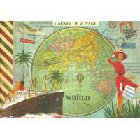 Carnet de Voyage Gwenaëlle Trolez Tour du Monde