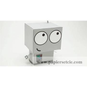"""Jouet en Papier """"Baby Robot"""" à découper et monter soi-même"""