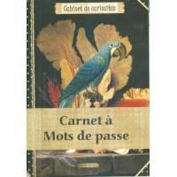 Carnet à mots de passe Gwenaëlle Trolez Cabinet de Curiosités