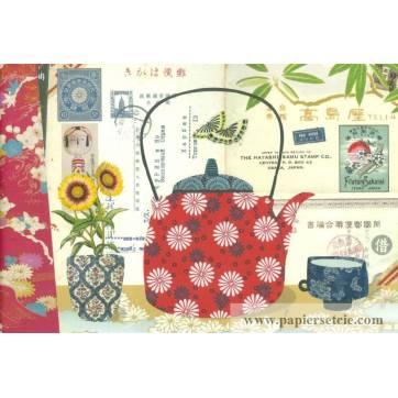 Carnet de Voyage Gwenaëlle Trolez Carnet de Voyage Livre d'Or Gwenaëlle Trolez Kimono