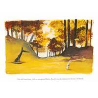 Carte humoristique Olivier Tallec Le Loup et la Lapine